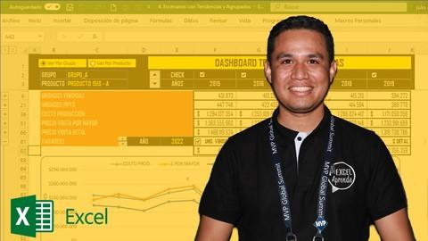 Netcurso-informes-gerenciales-excel-dashboard