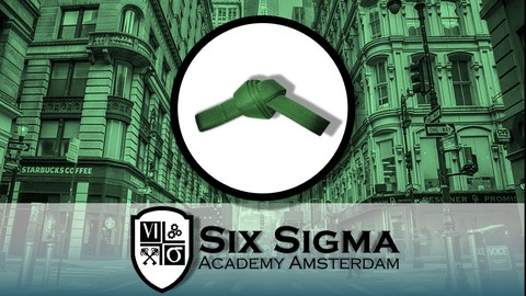 Six Sigma Green Belt (With Excel Application) BKO Accredited