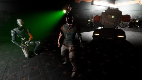 Unreal Engine 4: dalle basi a uno Stealth Game