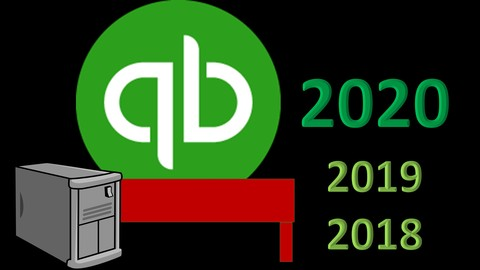 [Udemy Coupon] QuickBooks Pro Desktop 2020, 2019, & 2018 Start to Finish