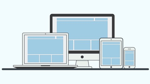 Free udemy course Complete Responsive Web Development: 4 courses in 1