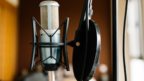 Training Course, The Complete Audiobook Production and Narration Course