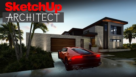 Sketchup Architect Rendering with Lumion 7.5