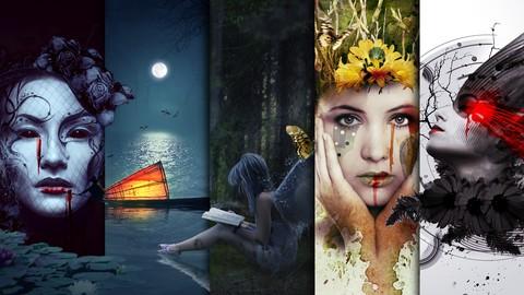 [Udemy Coupon] Photoshop CC Máster: Aprende creando increíbles fotomontajes