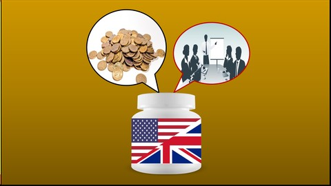 [Udemy Coupon] Vitamin English: Business Topics for Our Times