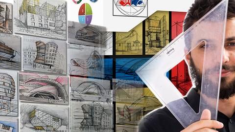 Draw Modern Architecture