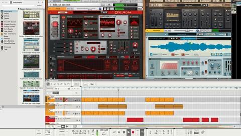 Netcurso - //netcurso.net/aprende-a-crear-musica-electronica-y-tradicional-con-reason