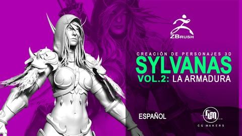 Netcurso-sylvanas-vol2-armadura
