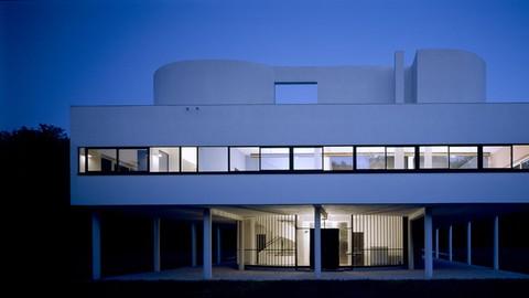The Architecture of Le Corbusier