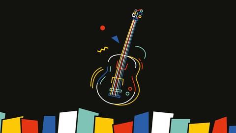 101 Metode Berlatih Gitar Jazz Untuk Pemula: Level Basic