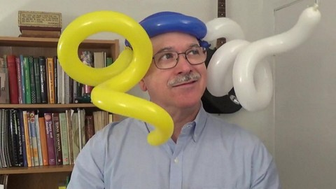 Twisting Balloon Sculptures-an Introductory Course