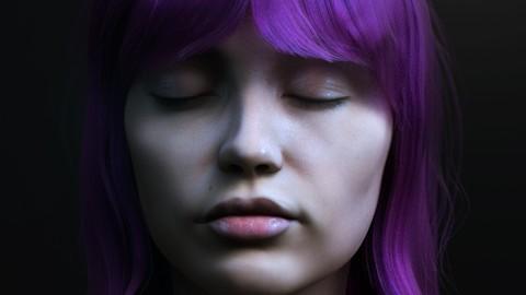 Create Realistic 3D Hair With Zbrush and Maya (Fibermesh