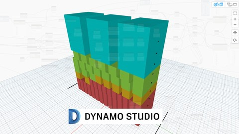 BIM Generative Design for Buildings Dynamo 2.0 and Refinery