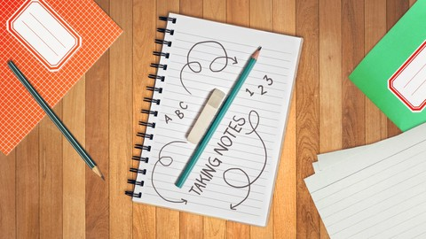 Improve academics|aim better grades|note-taking strategies