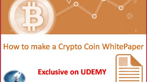 Udemy how to make cryptocurrency