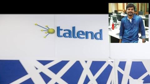 Talend Data Integration Basics and Advanced ,Talend ADMIN
