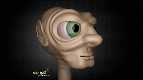 Netcurso - //netcurso.net/modelado-y-esculpido-3d-en-autodesk-maya