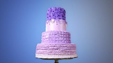 Tcnicas de decoracion de pasteles con crema