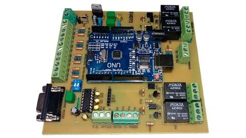 Automação Profissional com Arduino (Curso Completo)