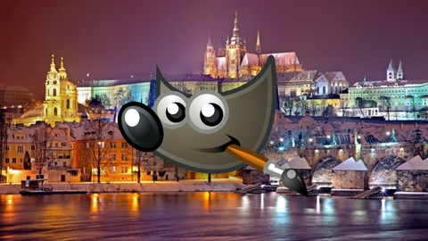 [Udemy Coupon] GIMP for Beginners: Fast Photo Editing Tricks & Tips