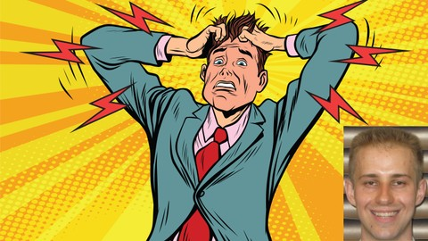 [Udemy Coupon] 10 EASY STRESS MANAGEMENT TIPS TO ELIMINATE ANXIETY & WORRY