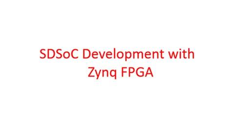 Netcurso-zynq-fpga-development-with-sdsoc-tool