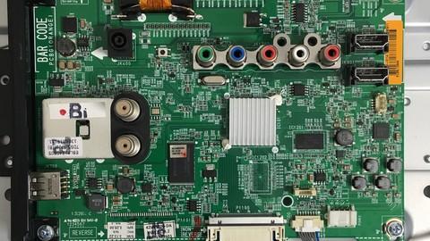 Netcurso - //netcurso.net/aprende-a-reparar-tv-lcd-seccion-control-en-main-board