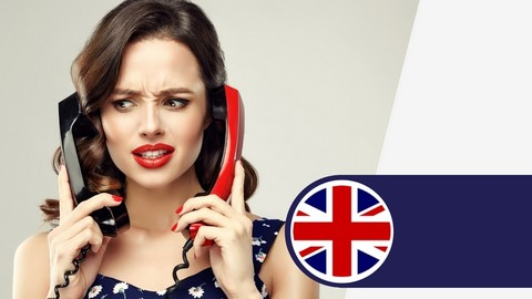 Fluent English over the phone