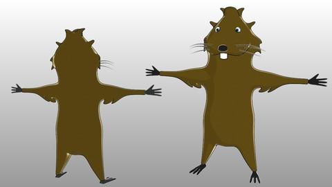 Netcurso - //netcurso.net/creando-personajes-cartoon-3d-estilo-2d