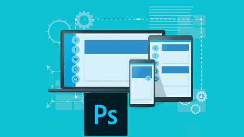 UX Design with Photoshop