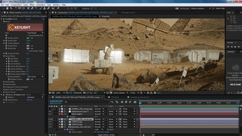 CURSO INTRODUCTORIO A ADOBE AFTER EFFECTS CC