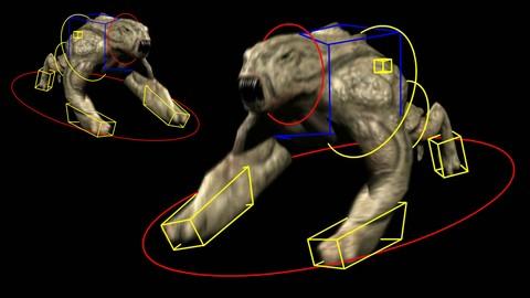 Netcurso-creacion-rigging-animacion-y-trackeo-creatura-cuadrupeda