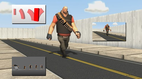 Netcurso - //netcurso.net/pack-3-en-1-animacion-de-personajes-3d-maya-nivel-basico