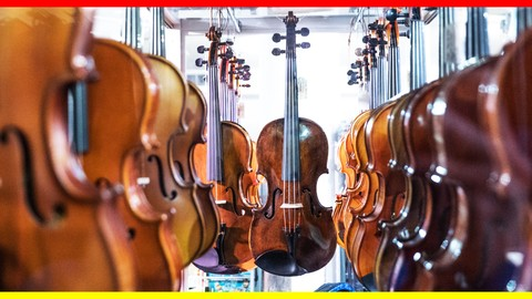Beginner Violin Course - VIOLIN MASTERY FROM THE BEGINNING. - Resonance School of Music