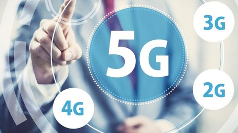 Sale : Udemy: 2G, 3G, 4G and Pre 5G