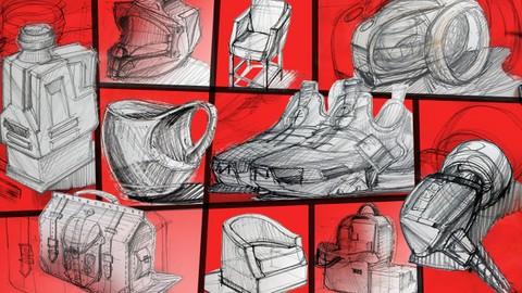Product Design Sketching Volume 1