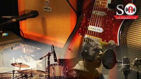 Netcurso-curso-de-grabacion-y-mezcla-pop-rock