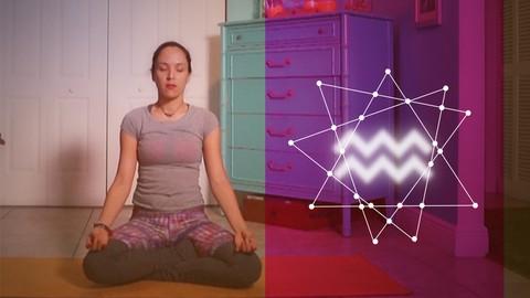 Netcurso - //netcurso.net/astro-yoga-y-meditacion-para-acuario