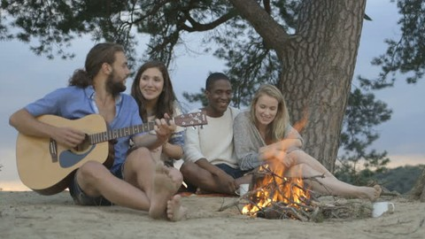 [Best Udemy Coupons] – The Guitar Campfire Songs Repertoire: Learn 30+ Sing-Alongs