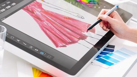 Sale: Udemy : Illustrator CC - Creare un illustrazione vettoriale