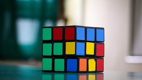 [Udemy Coupon] Learn your kid to solve Rubik's cube
