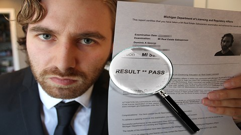 Pass the Real Estate Salesperson Exam