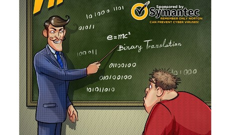 [Udemy Coupon] Symantec Sponsored Kinsley and Munge Virus Riddles.