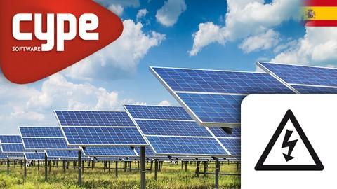 Netcurso-CYPELEC HE5 Instalaciones fotovoltaicas