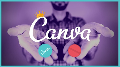 Training Course, Canva 2019 Master Course   Use Canva to Grow your Business