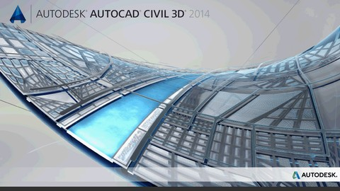 Lær Autocad Civil3D til Surveying og Civil Works 3 / 4