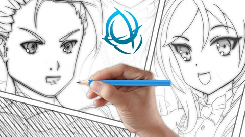 Manga Art School: Anime and Manga Character Drawing Course
