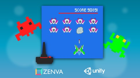 [Udemy Coupon] Complete Guide to 2D and 3D Game Developer with Unity