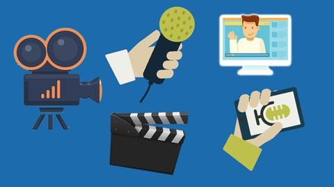 Netcurso - //netcurso.net/curso-grabacion-de-videos-para-cursos-online-youtubers-bloguers
