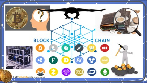 [100% Off Udemy Coupon] Blockchain, Cryptocurrency, Bitcoin and Mining